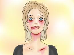 How To Look Like A Zombie For Halloween How To Create Realistic Fake Skin For Zombie Injury Costumes