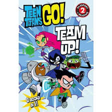 teen titans team paperback target
