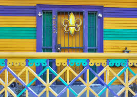 new orleans colorful houses new orleans photos the houses of faubourg marigny and bywater
