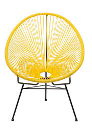 Acapulco Rocking Chair Acapulco Chair Yellow Replica Furniture Sydney And Melbourne