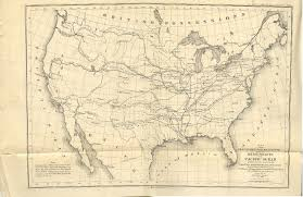 map us railroads 1860 americans