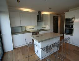 kitchen island unit louis baker construct kitchens highbury 2008