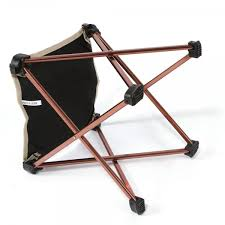 Ultra Light Folding Chair Tall Folding Stool Travel Chair Soft Seat Fishing Hunting