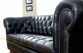Chesterfield Black Sofa Chesterfield Sofa Black Home Design Ideas And Pictures