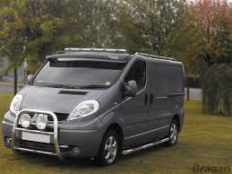 renault minivan to fit 14 renault trafic stainless steel chrome front low roof