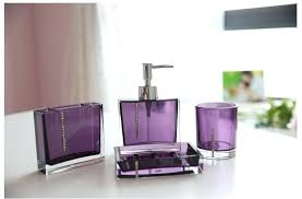 purple bathroom sets purple and black bathroom justget club