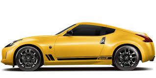 2018 Nissan 370z Coupe Specs Nissan Usa