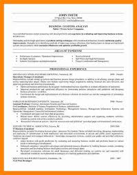 business analyst resume sample best business analyst resume pdf