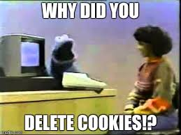 Cookie Meme - cookie monster and cookies imgflip