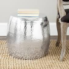 pretty silver metal coffee table decor u2014 bitdigest design
