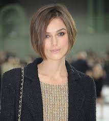 best brush for bob haircut the best bob yet keira knightley unveils her new look