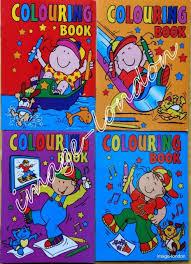 colouring books ebay