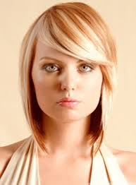 length angled from front easy cute medium length hairstyles