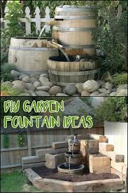 Water Fountains For Backyards Water Fountain In Backyard Amazing Design 11 Fountains Pictures