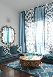 Should Curtains Go To The Floor Decorating How Can You Match Curtains To Your Windows