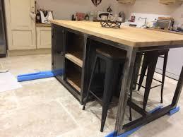 table de cuisine en fer forgé réalisation objets et décos en fer forgé sur hyères dans le var la