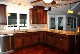 Staggered Cabinets Kitchen Cabinets U0026 Kitchen Remodeling Virginia Beach U2014 Ci