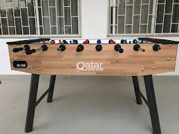 Foosball Table For Sale Foosball Table Baby Foot For Sale Qatar Living