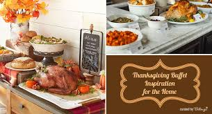 thanksgiving buffet table setting ideas part 19 thanksgiving