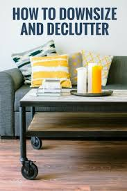 how to downsize how to downsize and declutter jpg