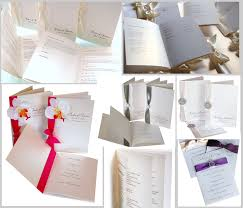 Wedding Booklets Made With Love Order Of Service Booklets Wording Templates