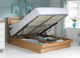 double gas lift storage bed and small beds with arttogallery com