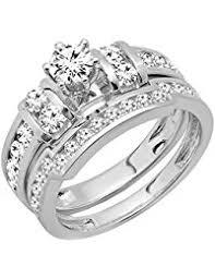 engagement rings and wedding band sets womens bridal sets