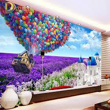 Wall Mural Childrens Bedroom Online Get Cheap Modern Wall Murals Aliexpress Com Alibaba Group