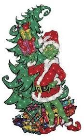 the grinch christmas tree grinch christmas tree clipart clipartxtras