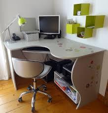 accessoires de bureau enfant chambre bureau originaux bureau design olso chaaneblanc achat