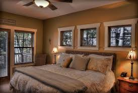 Clearstory Windows Decor The Windows Above The Bed And The Patio Door Windows Leading