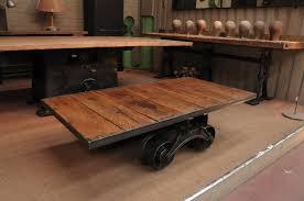 Table De Salon Industrielle by Table Basse Industrielle Occasion U2013 Phaichi Com