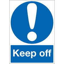 keep signs safetyshop