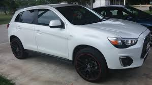 silver mitsubishi lancer black rims official outlander sport rvr asx picture gallery page 23