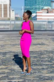 blackfashion pink pencil dress by asos bgki the 1 website to