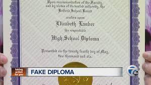 woodfield high school address diploma scam
