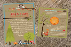 baby boy long distance baby shower 5x7 invitation and 5x5