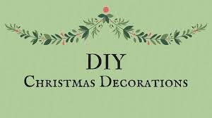 diy christmas decorations things engraved inc