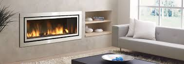 brushed stainless steel fireplace surround round designs