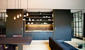 falttür küche küche verstecken 6 küchen die verschwinden