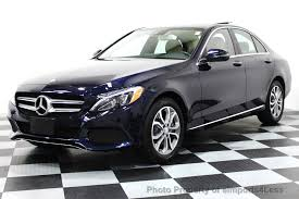 c class mercedes 2016 used mercedes c class certified c300 4matic awd pano