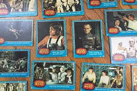 wars cards x wing x 2017 day 3 1977 topps wars cards retrozap