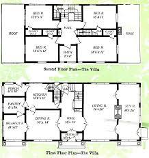 villa home plans the 1924 tornado of lorain and an villa sears modern homes