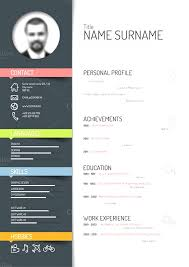modern curriculum vitae template creative modern curriculum vitae template free download best free