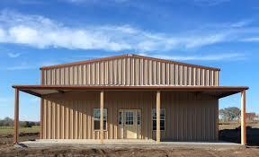 home design barnaminium metal building house plans