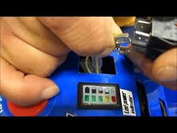 how to change a switch in a dumar mega tredz yamaha raptor 660