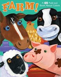 farm big fold color book lori froeb
