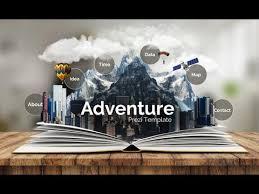 adventure prezi next template youtube