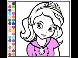 Free Disney Princess Coloring Pages For Girls Disney Princess Princess Coloring Pages