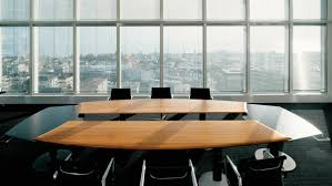 Large White Meeting Table Modern Conference Table Design Modern Conference Table Ambience